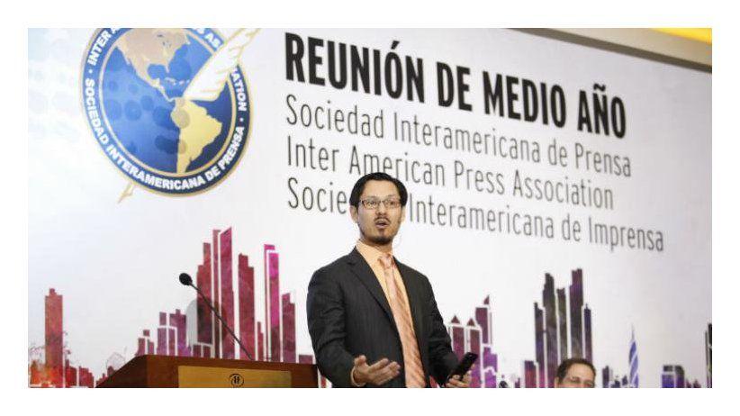 David Ho: Los impresos sobrevivirán a la web