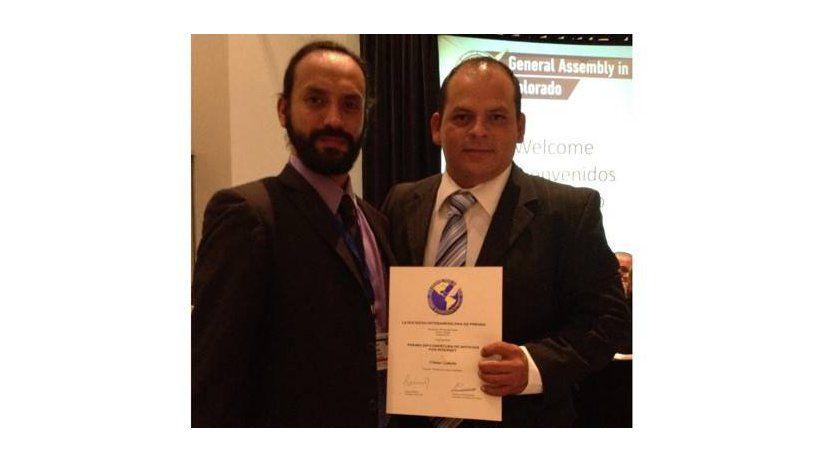 Premio SIP Categoría Cobertura noticiosa en INTERNET