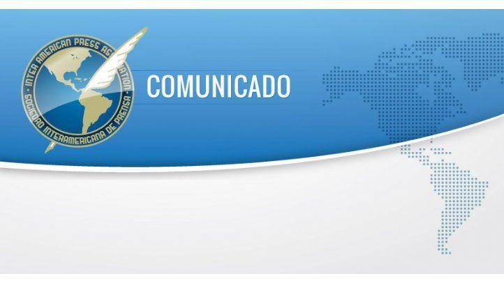 La SIP rechaza ley restrictiva en México y pide derogación