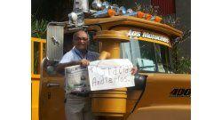 Distribuyen papel periódico a diarios venezolanos