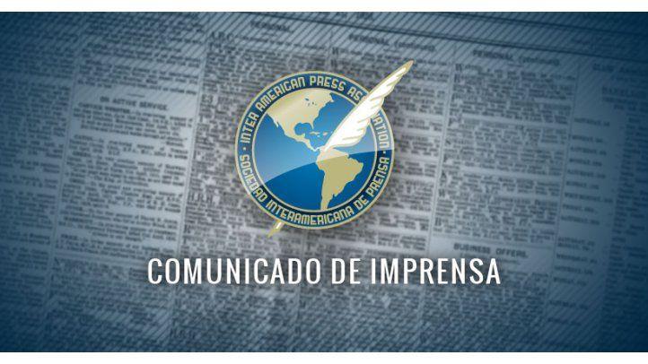 SIP apoia iniciativa de solicitar federalização do caso de jornalista assassinado no Brasil