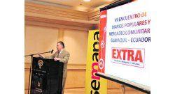 Diarios populares comparten en Ecuador fórmulas exitosas
