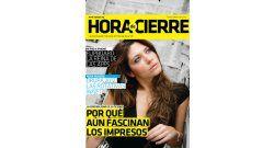Hora de Cierre Enero-Marzo 2012 (Revista N°87)