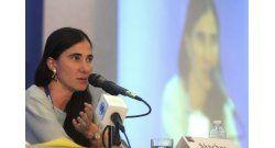 Conferencia de Prensa de Yoani Sánchez en Puebla