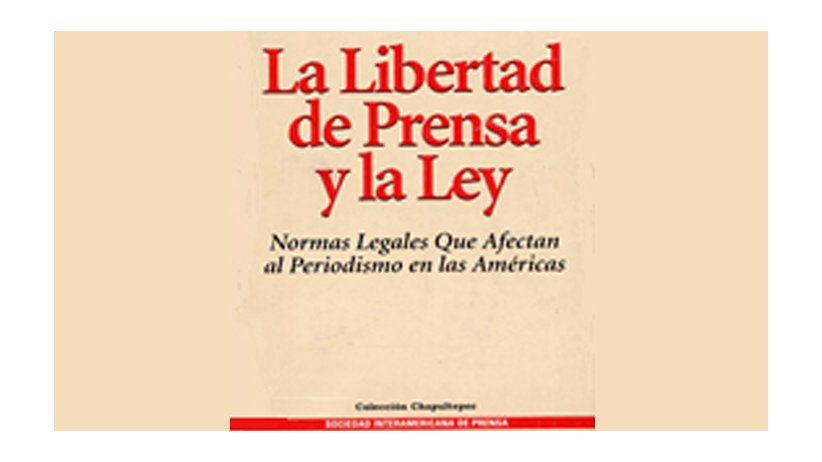 Libertad de Prensa y la Ley
