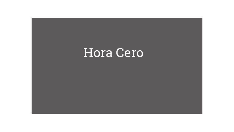 Hora Cero