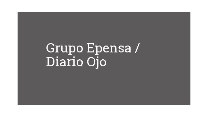 Grupo Epensa/Diario Ojo