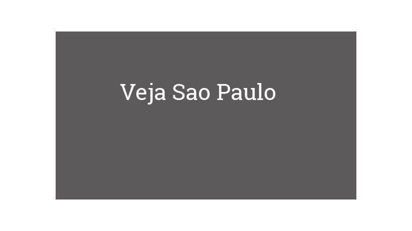 Veja Sao Paulo