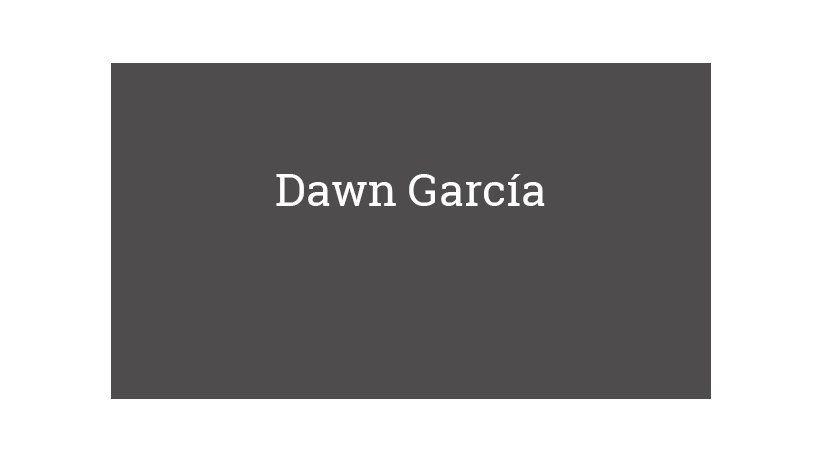 Dawn García