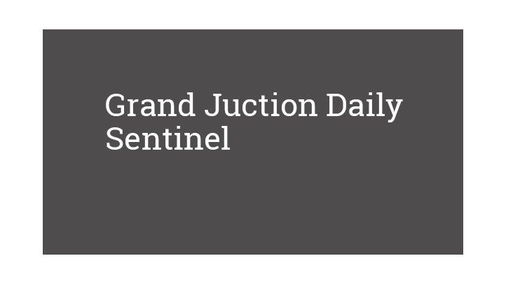 Grand Juction Daily Sentinel