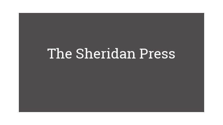 The Sheridan Press