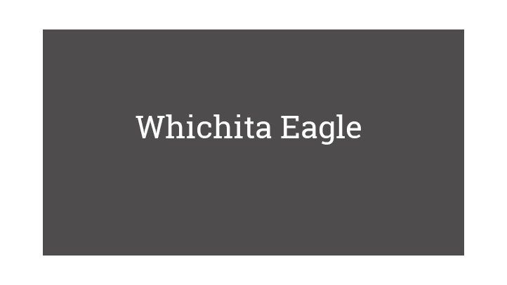 Whichita Eagle