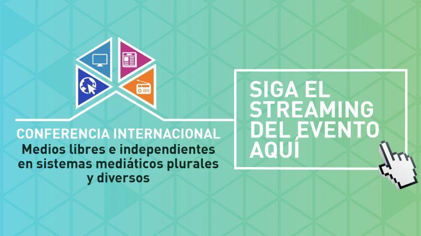Conferencia Internacional Medios Libres e Independientes