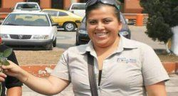 Secuestrada periodista mexicana