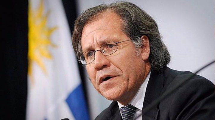 La SIP otorga Gran Premio de Libertad de Prensa a Luis Almagro