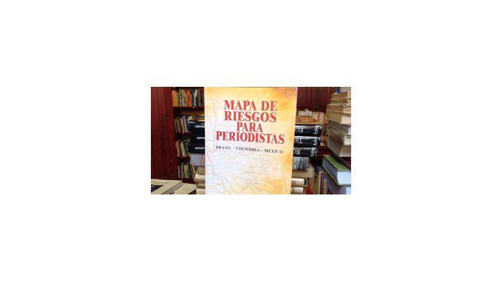 Mapa de Riesgos - Colombia