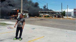 Elpidio Ramos Zárate ultimado en Oaxaca