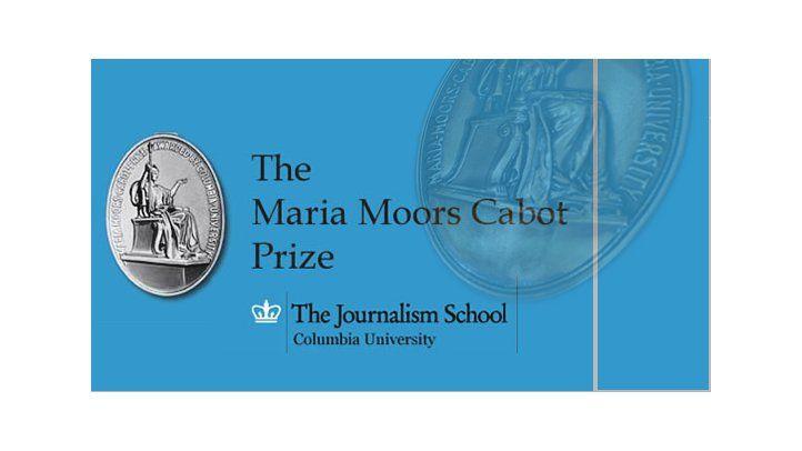 Premios Maria Moors Cabot 2016