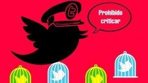 Twitter suspende y censura a críticos de Correa