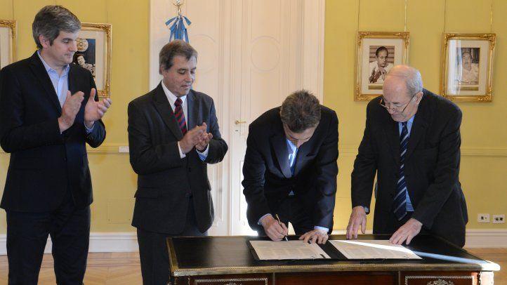 Presidente argentino reafirma respeto a la libertad de expresión