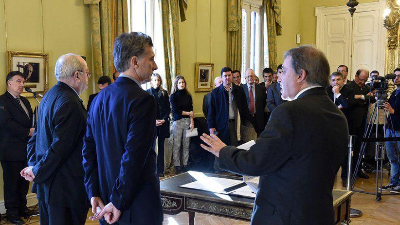Argentina:  Palabras Claudio Paolillo por firma Chapultepec