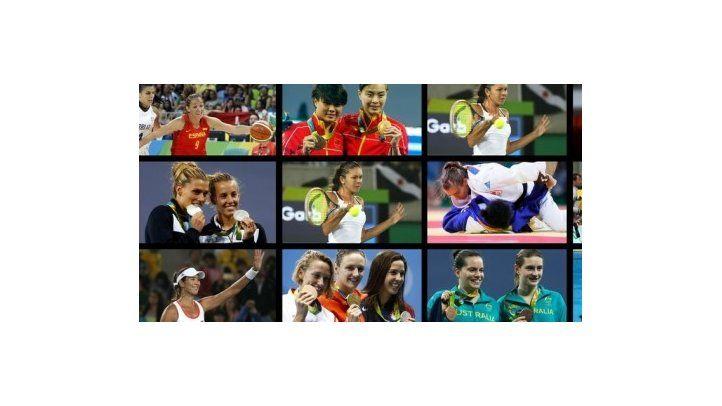 Sexismo, protagonista involuntario de las olimpiadas