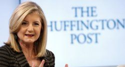 Cofundadora del Huffington Post deja la compañía