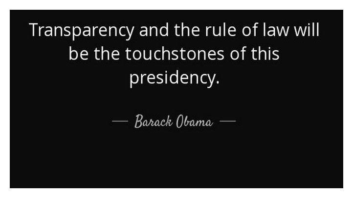La SIP reclama transparencia a Obama