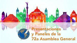 Presentaciones durante la Asamblea General de la SIP