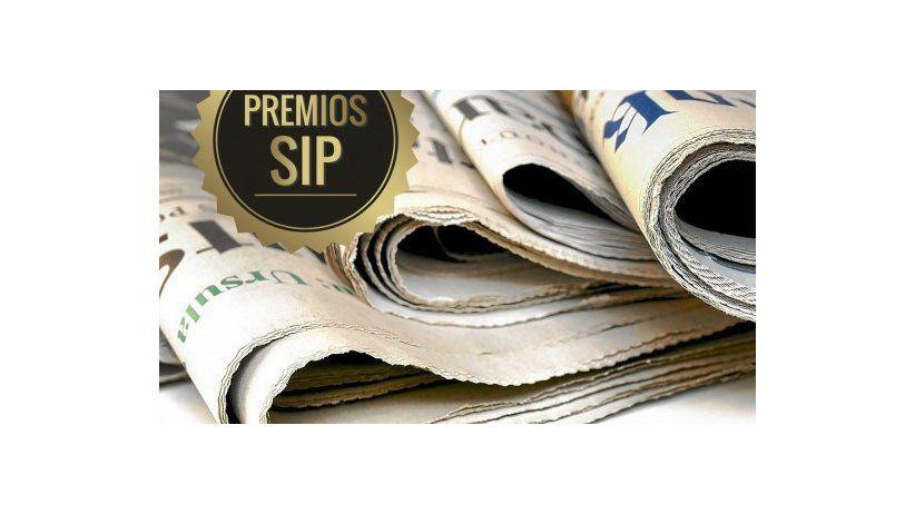 Premios: La SIP convoca al concurso Excelencia Periodística 2017