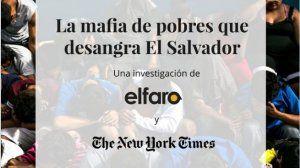 El Faro y The New York Times colaboran en reportaje