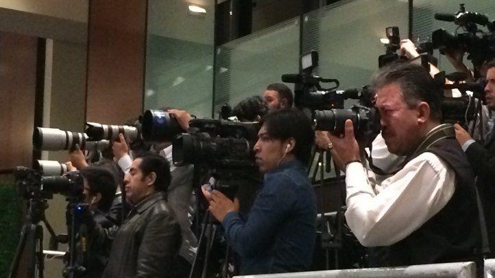Actos contra periodistas en cuatro países de la región