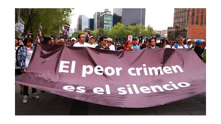 Apoyo a activistas derechos humanos y periodistas