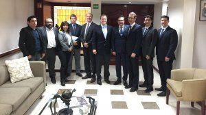 Productivos encuentros de la SIP en Ciudad de México
