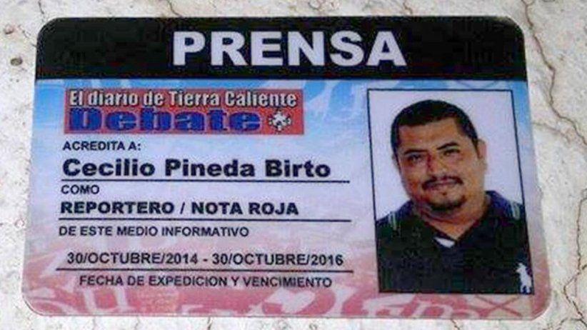 México: Condena la SIP crimen de periodista