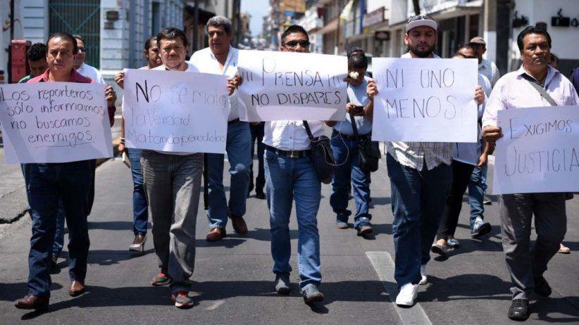 México: La SIP condena asesinato de periodista, pide reacción inmediata para esclarecerlo