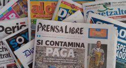 La libertad de prensa y los asesinatos serán los ejes de la reunión de la SIP