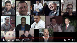 13 periodistas asesinados desde octubre 2016