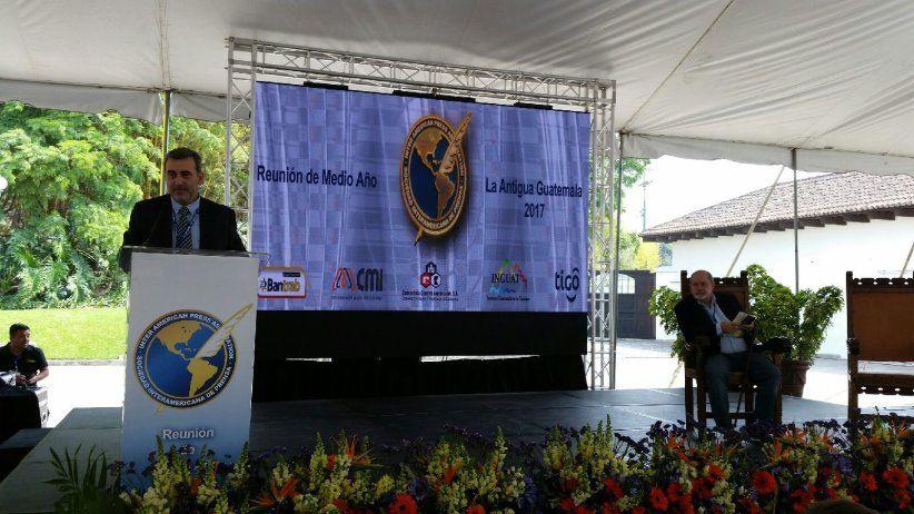 Relator de la CIDH destacó el histórico trabajo de la SIP a favor de la institucionalidad