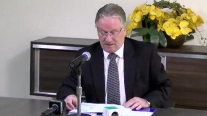 Renuncia vicepresidente regional de la SIP en Bolivia