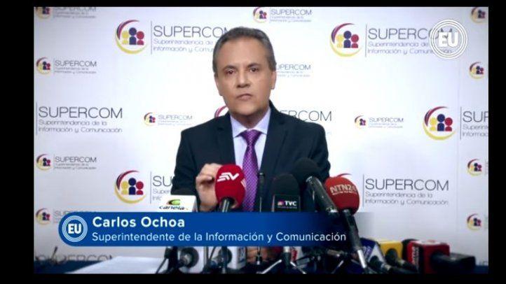 Multan a siete medios de Ecuador por no publicar nota de diario argentino