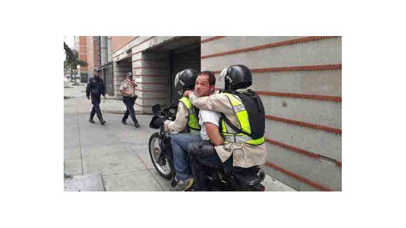 Venezuela: La SIP reclama por el arresto de periodista venezolano