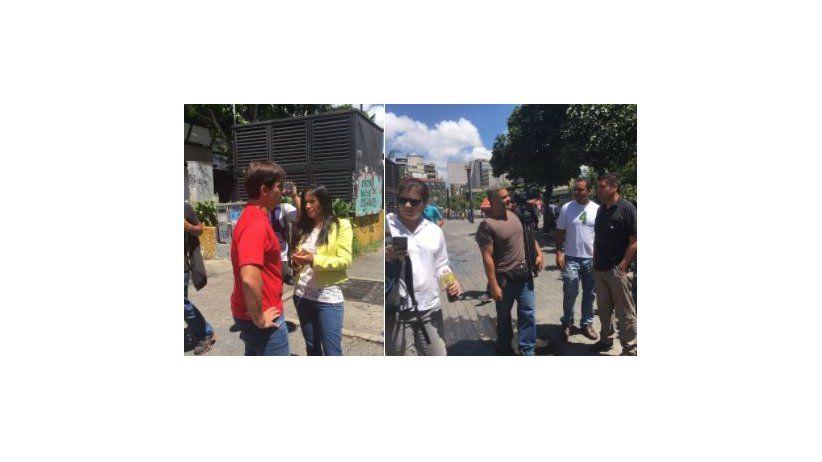 Honduras - Venezuela: Asesinato y retención temporal de periodistas