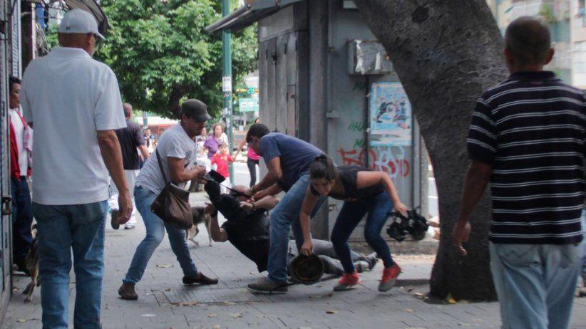 Venezuela - página de seguridad del país