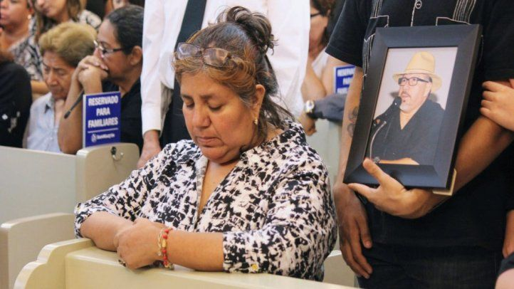 Viuda de Javier Valdez exigió justicia por  el asesinato