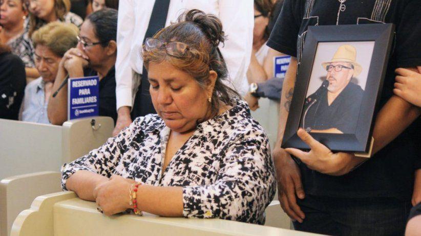 México: Viuda de Javier Valdez: Eligió no contar muertos, sino sus historias de vida en medio de la muerte