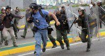 Venezuela - agresión