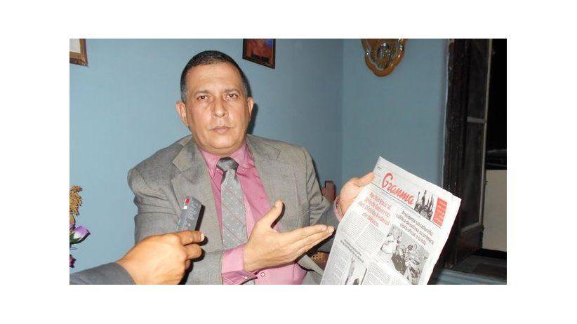 Cuba: El periodista de Granma condenado por espionaje sale en libertad condicional