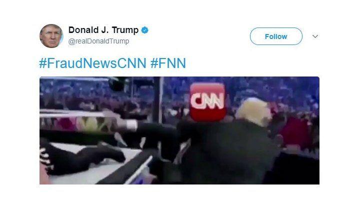 SIP rechaza continuos ataques de Donald Trump contra la prensa