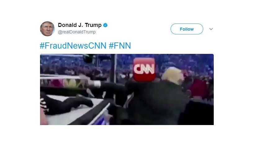 EEUU: SIP rechaza continuos ataques de Donald Trump contra la prensa